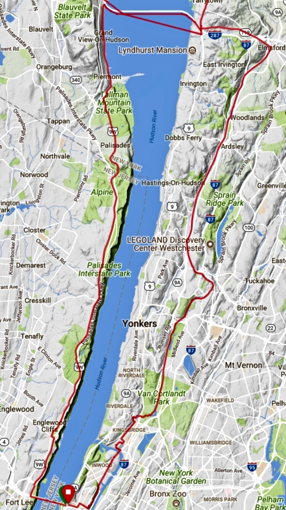 Hudson Helix - County Trailway
